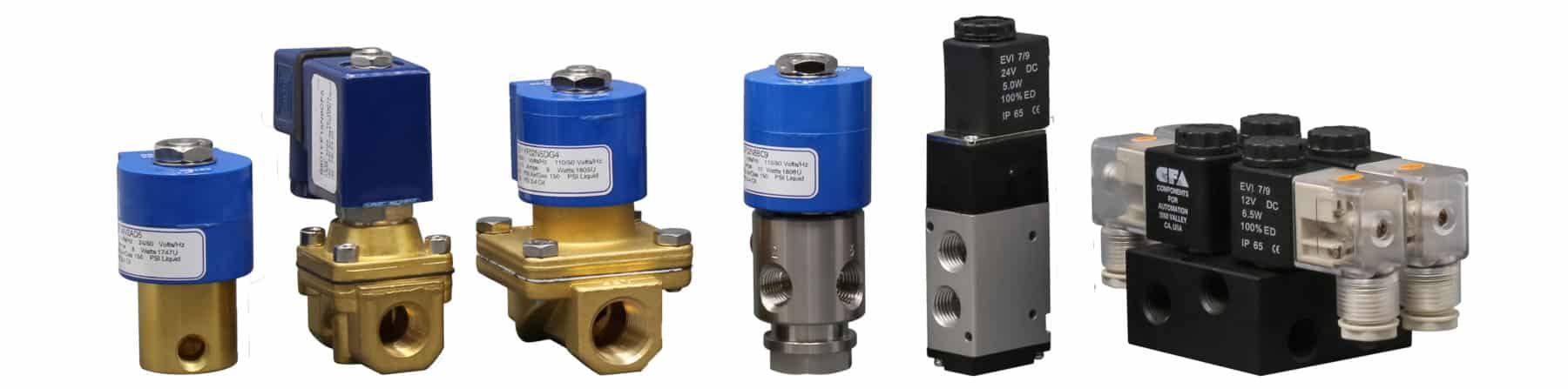 Air Gas Valves