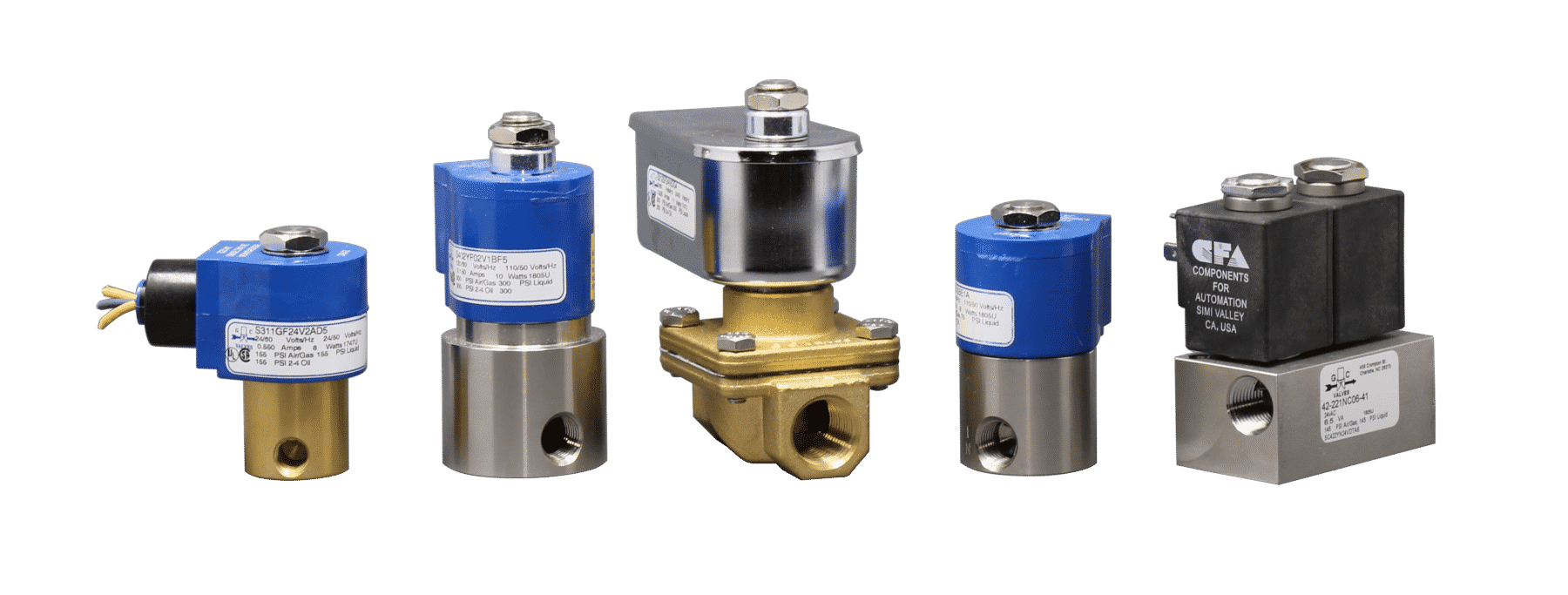 Cash Wash Valves